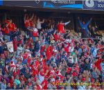 SUPER RUGBY - KWARTEINDRONDE- EMIRATES LIONS VS CELL C SHARKS - EMIRATES AIRLINE PARK - JOHANNESBURG -   Foto: Gordon Arons