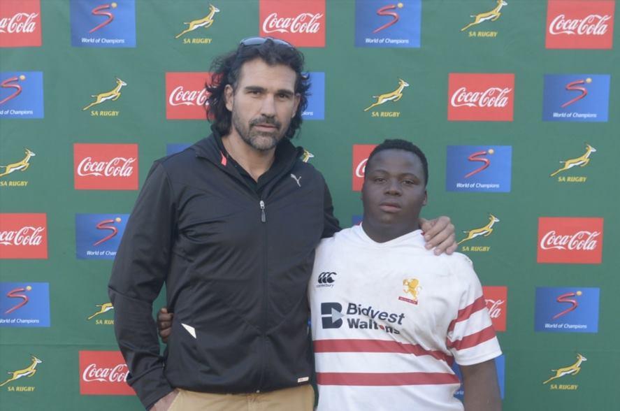 Hero of the Day Nkosikhona Masuku