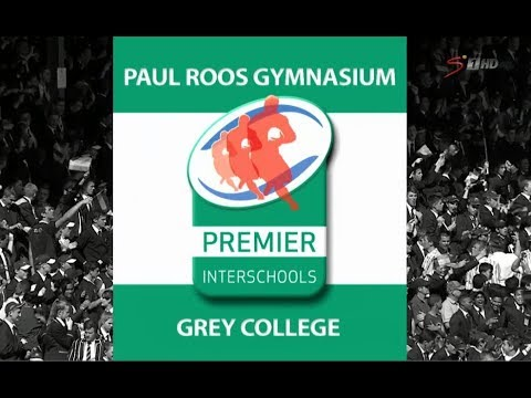 Paul Roos Gimnasium v Grey College Team Lists