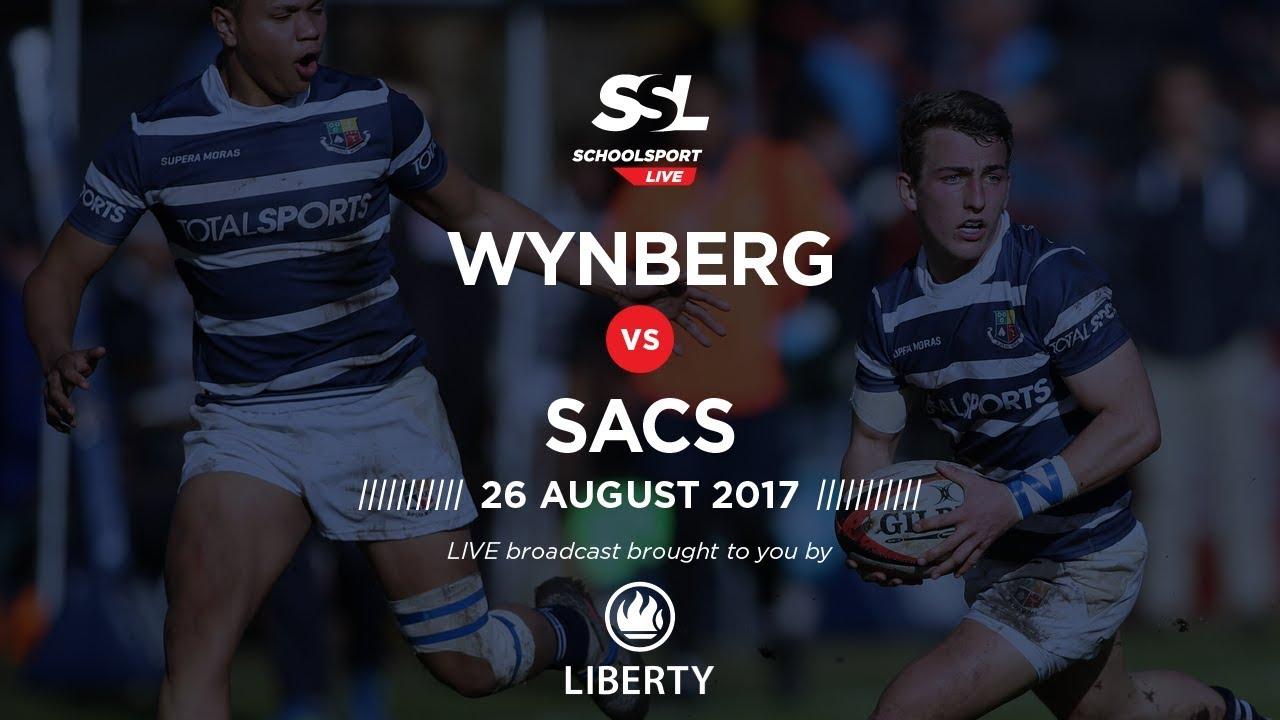 Wynberg 1st XV vs SACS 1st XV, 26 August 2017