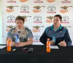 Cheetahs Captain and Coach