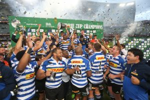 Currie Cup Champs 2017