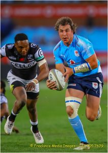 09082017 RUGBY - CURRIE CUP - VODACOM BULLS VS CELL C SHARKS PROVINCE - LOFTUS VERSVELD - PRETORIA - SOUTH AFRICA Photo: Gordon Arons