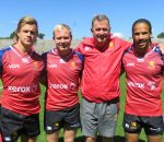 Lions Springbok players