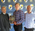 PLAYER OF THE YEAR - Clinton Theron