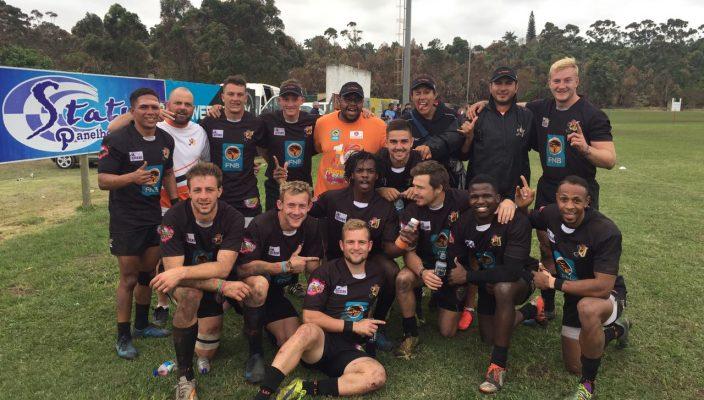 UJ Varsity Sevens rugby