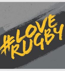 Love Rugby
