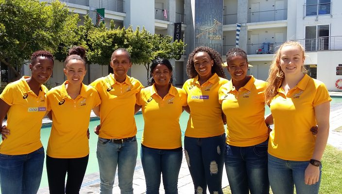 SA Rugby Women's referee panel