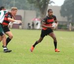Game 6 - Welkom Gimnasium lock and try scorer Husayn Banzi