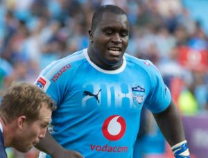 Trevor Nyakane, veelsydige stut van die Vodacom Bulls ©Ronel Cronjé