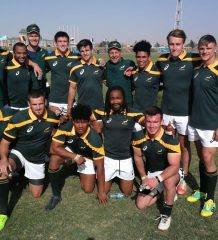 180716 SA Students Sevens Men's team