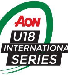 Aon U18 International Series Logo