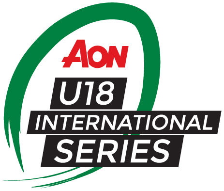 Aon U18 International Series Logo