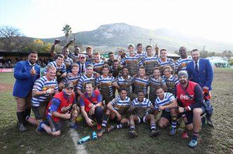 Victorius Western Province Team