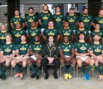 180907 Springbok Team Photo Brisbane