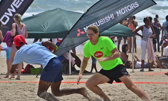 Mitsubishi scores with Hot Summer of Touch