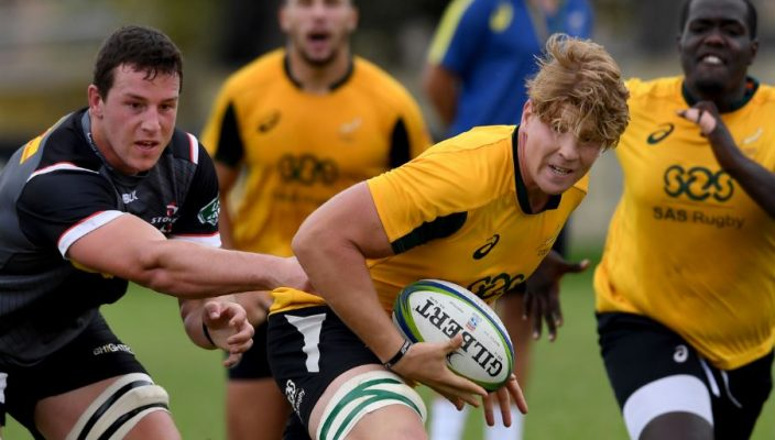 43a38618d15 Roux hopeful Academy squad learn from DHL Stormers hit-out | 15.co ...